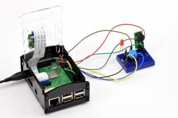 Podłączenie do Raspberry Pi.