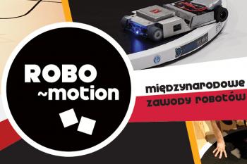 ROBO~motion 2018 – Rzeszów, 19.05.2018
