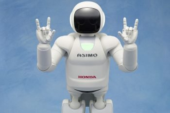 Koniec projektu ASIMO