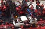 Fabryka samochodów sterowana przez Arduino