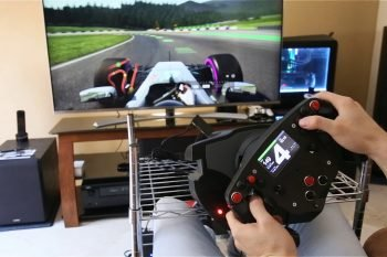Zbuduj kierownicę bolidu F1 z Arduino!