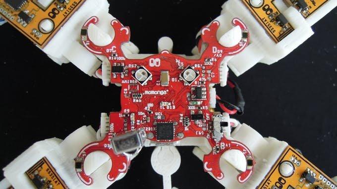 Główny kontroler robota.