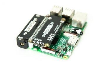 Miniaturowy UPS dla Raspberry Pi z akumulatorem Li-FePO4
