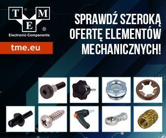 Elementy mechaniczne w TME