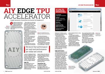 Nowość od Google: AIY Edge TPU Accelerator.