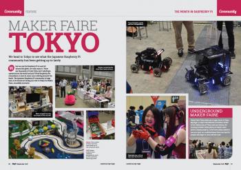 Relacja z Maker Faire Tokio.