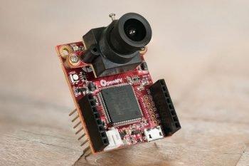 OpenMV Cam H7 – nowa wersja modułu wizji komputerowej