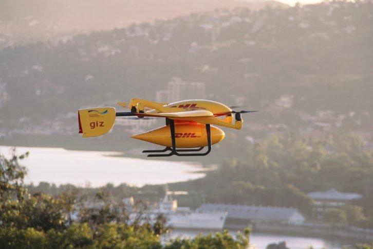 Innowacyjny układ śmigieł pozwala na korzystanie ze skrzydeł w celu oszczędzania energii