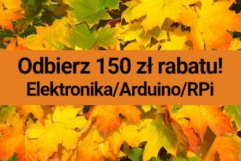 [Aktualizacja] Jesienna promocja: 150 zł rabatu na zestawy