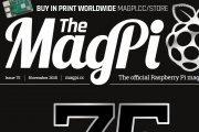 The MagPi #75: Najlepsze projekty na Raspberry Pi