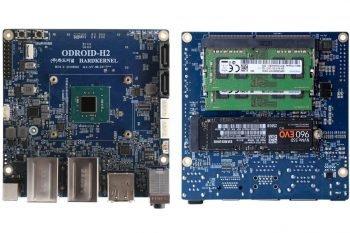 ODROID-H2 – jednopłytkowy komputer z architekturą x86