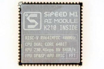 Tani moduł na architekturze RISC-V zdolny do analizy obrazu
