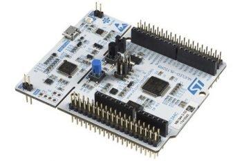Pierwsze płytki NUCLEO z mikrokontrolerami STM8