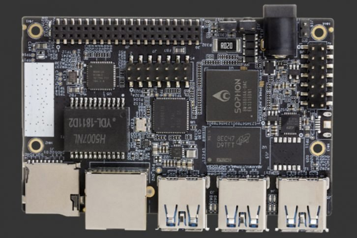 Sophon BM1880 Edge Development Board