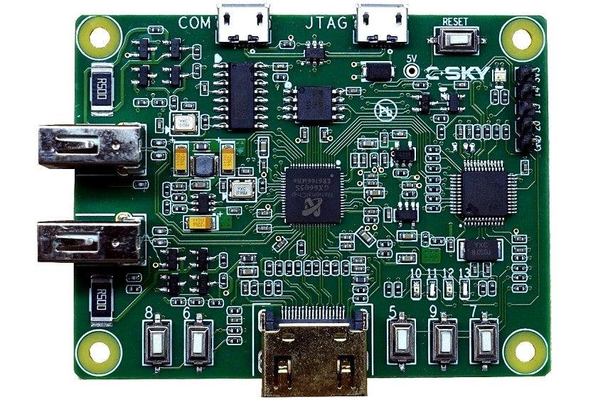 Komputer wyposażony w procesor z RISC V już za 20 zł? • FORBOT