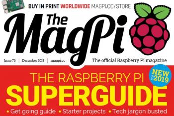 The MagPi #76: Superporadnik o Raspberry Pi
