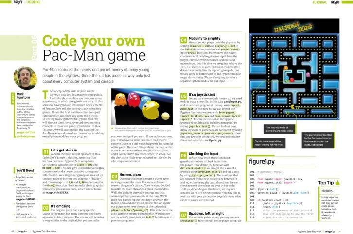 Kurs programowania gier w Pythonie