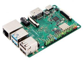 Rock Pi – tańszy i lepiej wyposażony następca Raspberry Pi?