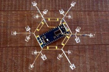 Centralnie umieszczone Arduino