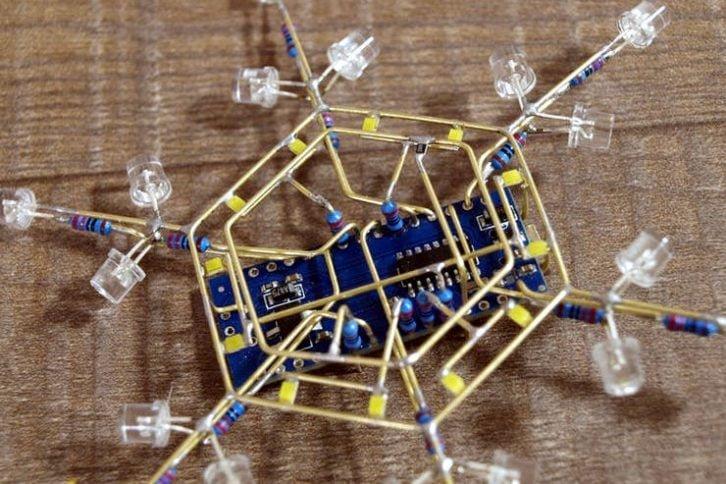 Wszystkie połączenia z Arduino Nano