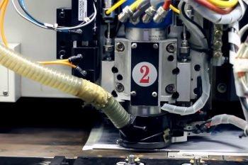Wiertarka CNC