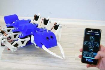 Robotyczna mrówka z Arduino? Poradnik budowy