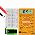 Pomiar prądu w gałęzi z R=10k