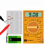 Pomiar prądu w gałęzi z R=1k