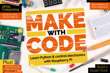 The MagPi #77: Nauka programowania w Pythonie