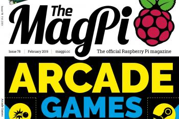 The MagPi #78: Gry zręcznościowe i nauka Javy na RPi