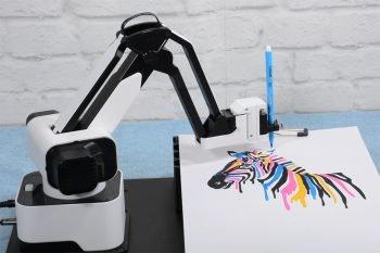 Podstawowy chwytak pozwoli rysować i malować
