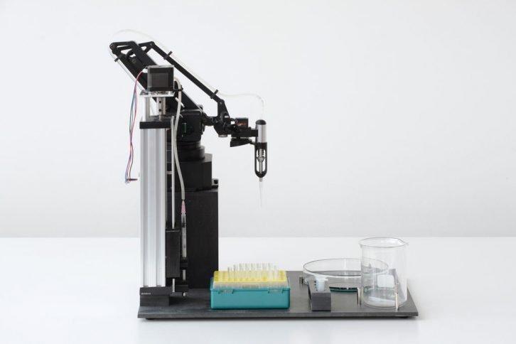 OpenLH to kompleksowy system do automatyzacji eksperymentów