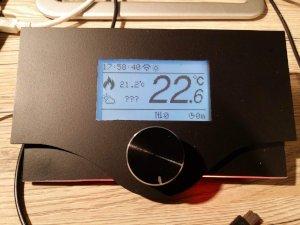 IoT - panel sterujący