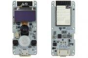 TTGO T-Camera – tani moduł ESP32 z kamerą oraz czujnikami