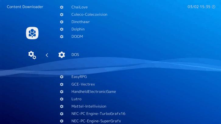 Lista dostępnych tytułów oraz konsol
