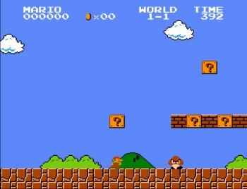 Przykładowa gra – zrzut z internetu