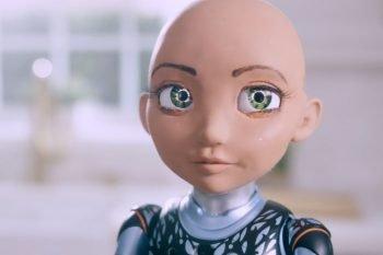 Humanoid Sophia ma młodszą siostrę, która może budzić lęk