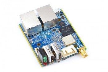 USB umożliwia podłączenie 2 urządzeń