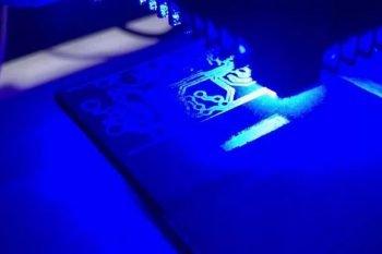 Domowa metoda na wykonanie PCB przy użyciu lasera