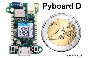 Poznaj MicroPythona z miniaturową płytką STM32F7