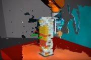 Robot, który sam nauczył się grać w Jengę