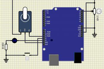 Prosty program do symulacji układów z Arduino (i nie tylko)