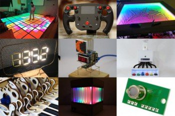 Lista inspirujących projektów na Arduino