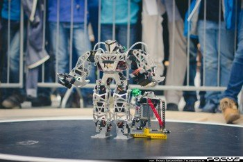 Roboty typu HumanoidSumo