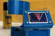 Radar ultradźwiękowy z wyświetlaczem graficznym i Arduino