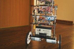 Autonomiczy robot balansujący