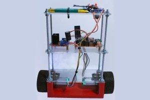 Robot samobalansujący