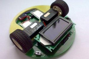 Robot linefollower Psotek3