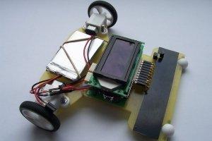 Robot linefollower Strider2