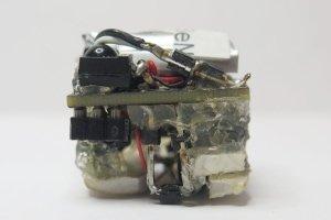 RozZuBeN - robot nanosumo